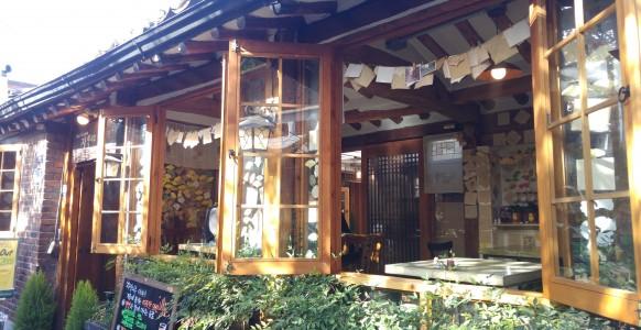 Bukchon Hanok Village Teahouse