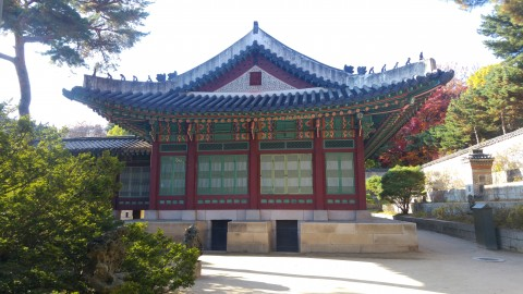 Wudky's Seoul Trip - Changdeokgung Palace