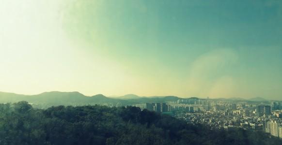 Seoul in October