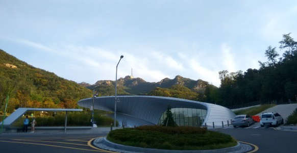 Seoul in autumn – National University