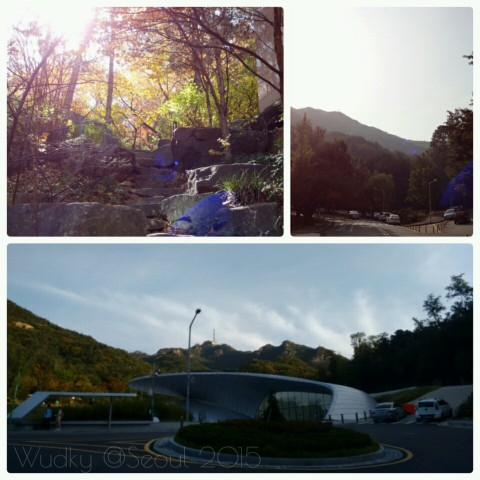 Seoul in the autumn
