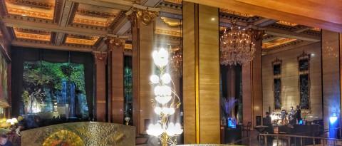 Lotte Hotel Seoul - lobby restaurant